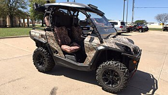 2015 Can-Am Commander 1000 for sale 200552744